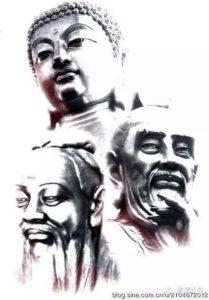 Buddhist Taoist Confucian practice