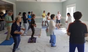 qigong retreat practice