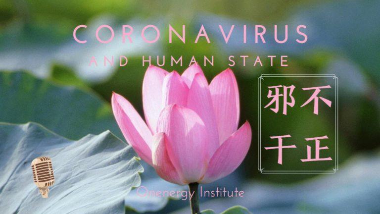 coronavirus and mindfulness state